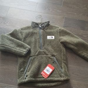 North face outdoors jacket